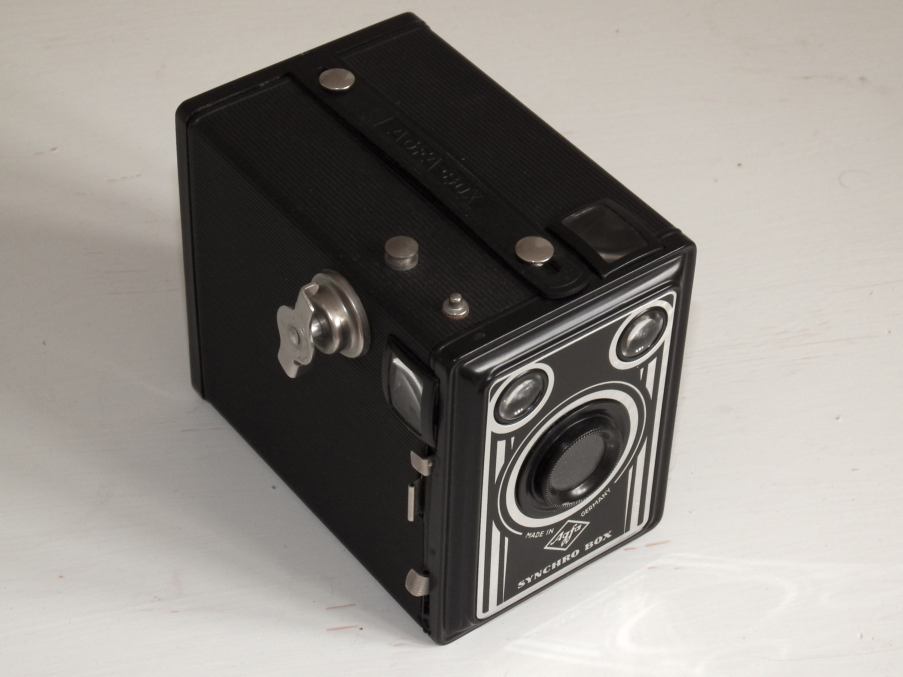 Agfa Synchro Box review