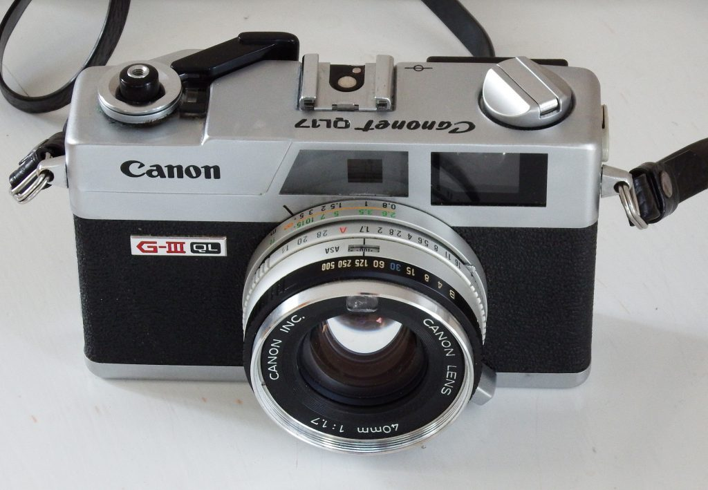 Canon Canonet QL17 GIII review – K2 photography