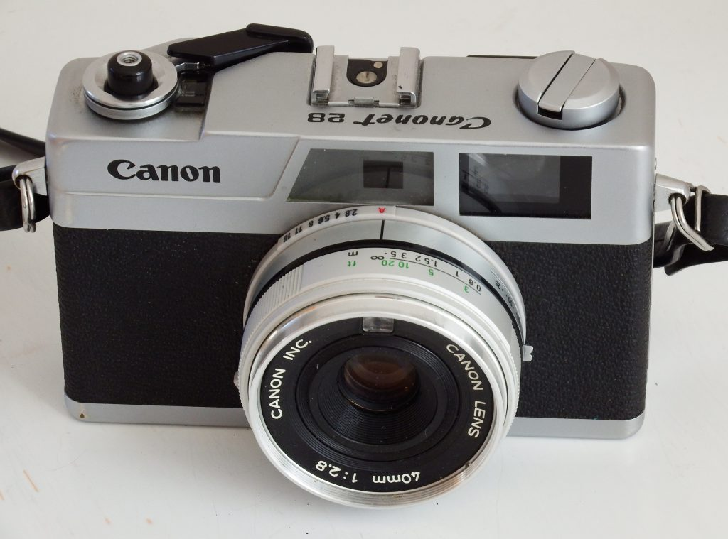 Canon Canonet 28 review