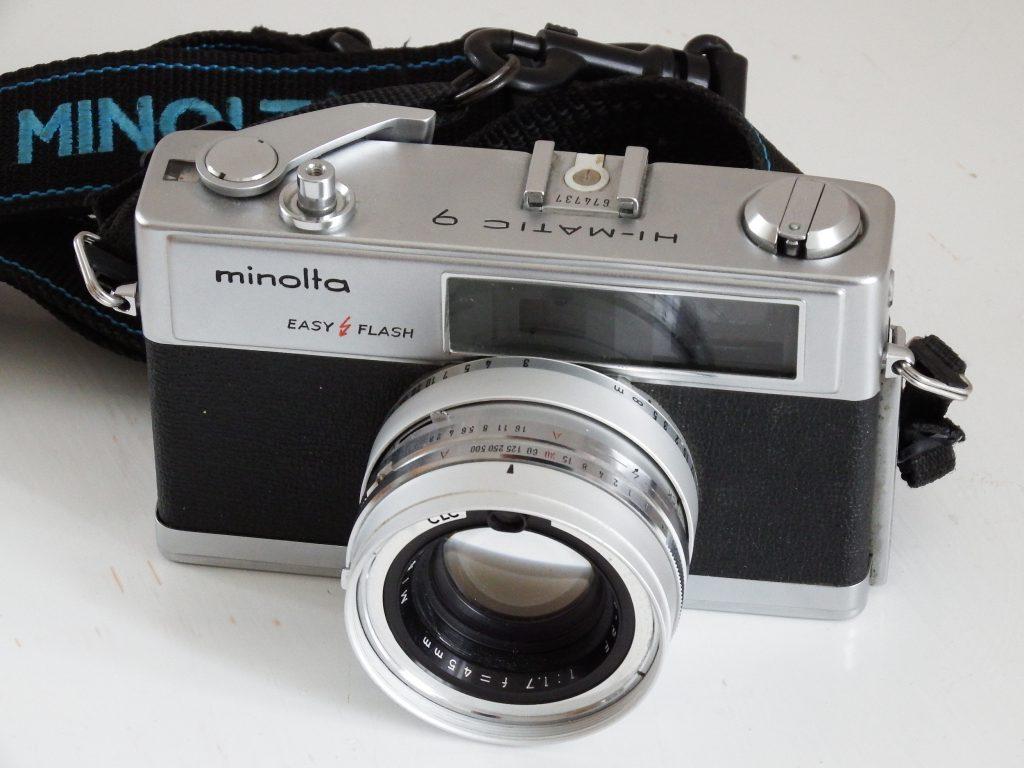 Minolta Hi-Matic 9 review